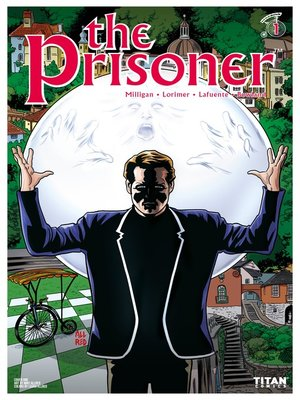 cover image of The Prisoner (2018), Issue 1