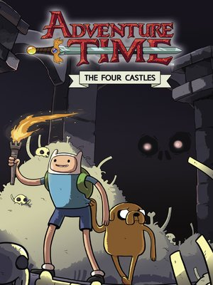 cover image of Adventure Time: The Four Castles