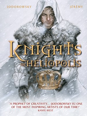cover image of Knights of Heliopolis