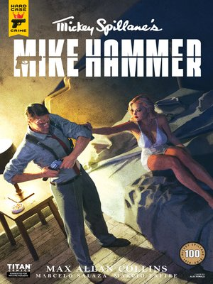 cover image of Mickey Spillane's Mike Hammer (2018), Issue 3