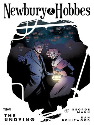 cover image of Newbury & Hobbes: The Undying (2018), Issue 2