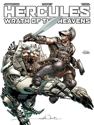 cover image of Hercules: Wrath of the Heavens