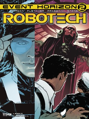 cover image of Robotech (2017), Issue 22