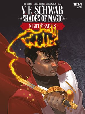 cover image of Shades of Magic (2018), Issue 6