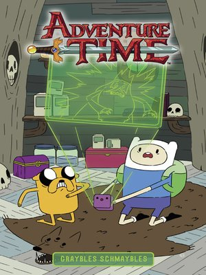 cover image of Adventure Time: Grayble Schmaybles