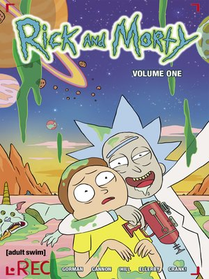 cover image of Rick and Morty (2015), Volume 1
