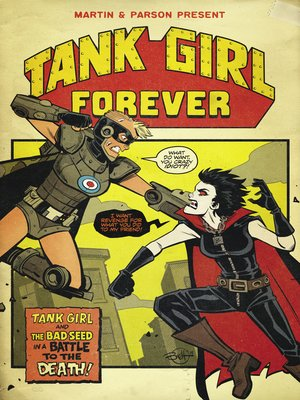 cover image of Tank Girl (2018), Issue 5