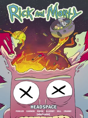 cover image of Rick and Morty (2015), Volume 3