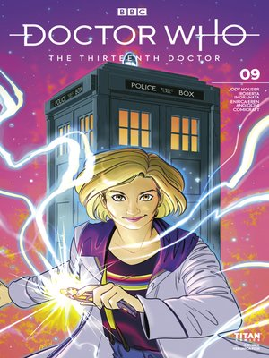 cover image of Doctor Who: The Thirteenth Doctor (2018), Issue 9