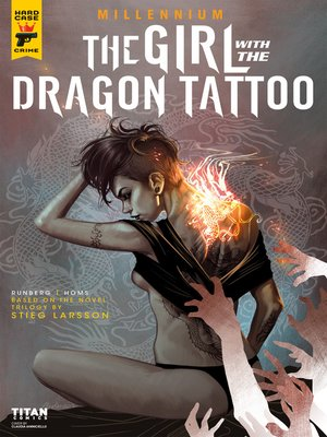 cover image of Girl With the Dragon Tattoo, Issue 2
