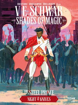 cover image of Shades of Magic (2018), Issue 7