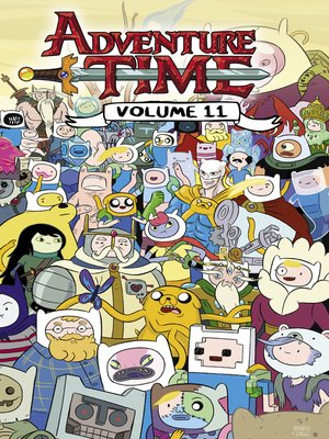 cover image of Adventure Time (2012), Volume 11
