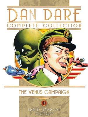 cover image of Dan Dare: Complete Collection, Volume 1
