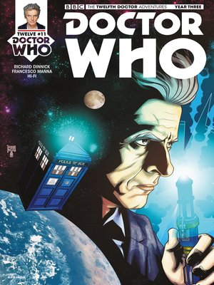 cover image of Doctor Who: The Twelfth Doctor, Year Three (2017), Issue 11