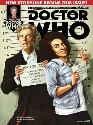 cover image of Doctor Who: The Twelfth Doctor, Year Three (2017), Issue 6
