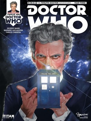 cover image of Doctor Who: The Twelfth Doctor, Year Three (2017), Issue 5