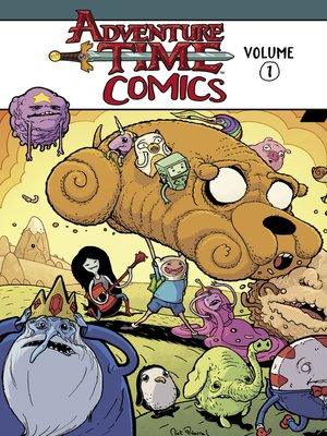 cover image of Adventure Time Comics (2016), Volume 1
