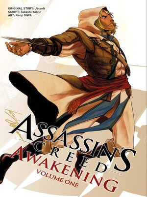cover image of Assassin's Creed: Awakening (2016), Volume 1