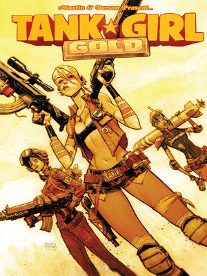 cover image of Tank Girl: Gold