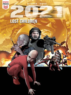 cover image of 2021: Lost Children (2018), Issue 2