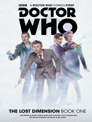 cover image of Doctor Who: The Lost Dimension, Book 1