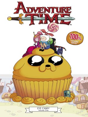 cover image of Adventure Time: Eye Candy Cover Gallery