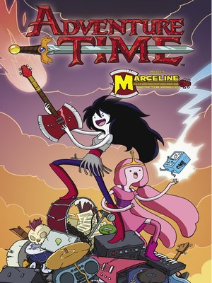 cover image of Adventure Time: Marceline and the Scream Queens