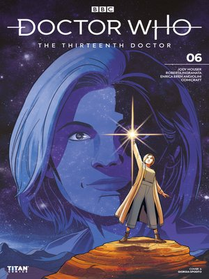 cover image of Doctor Who: The Thirteenth Doctor (2018), Issue 6