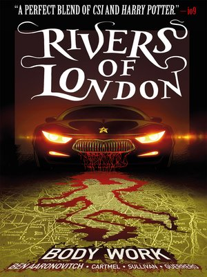 cover image of Rivers of London: Body Work