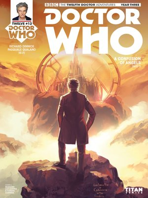 cover image of Doctor Who: The Twelfth Doctor, Year Three (2017), Issue 12