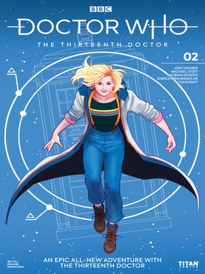 cover image of Doctor Who: The Thirteenth Doctor (2018), Issue 2