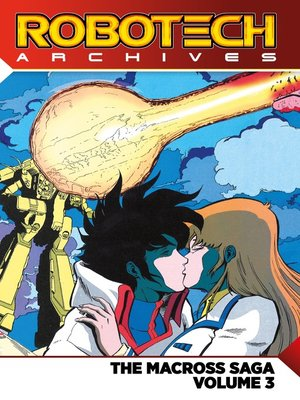cover image of Robotech Archives (2018), Volume 3