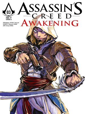 cover image of Assassin's Creed: Awakening (2016), Issue 3