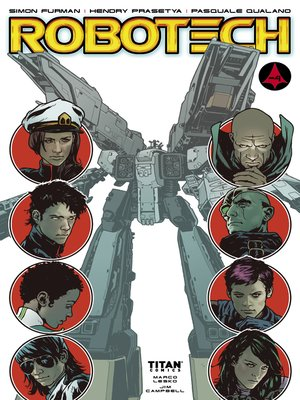 cover image of Robotech (2017), Issue 17