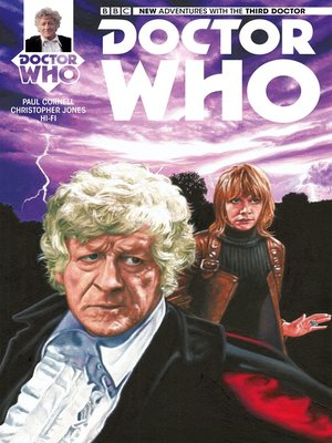 cover image of Doctor Who: The Third Doctor (2016), Issue 4
