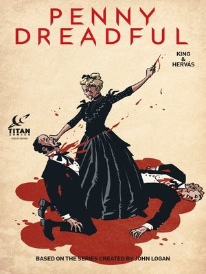cover image of Penny Dreadful (2017), Issue 5
