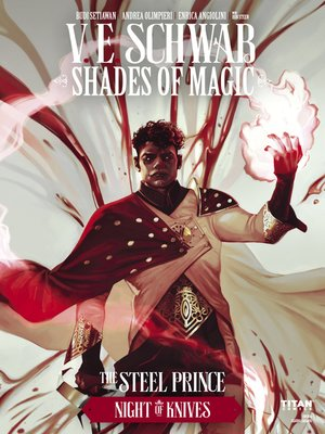 cover image of Shades of Magic (2018), Issue 8