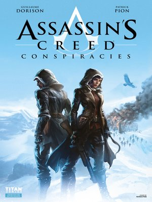 cover image of Assassin's Creed: Conspiracies (2018), Issue 2