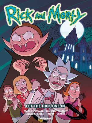 cover image of Rick and Morty (2015), Volume 8