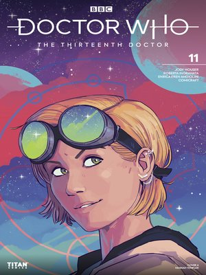 cover image of Doctor Who: The Thirteenth Doctor (2018), Issue 11