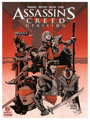 cover image of Assassin's Creed: Uprising (2017), Issue 12