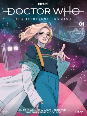 cover image of Doctor Who: The Thirteenth Doctor (2018), Issue 1