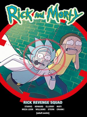cover image of Rick and Morty (2015), Volume 9