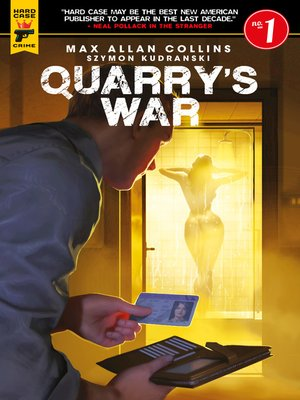 cover image of Quarry's War, Issue 1