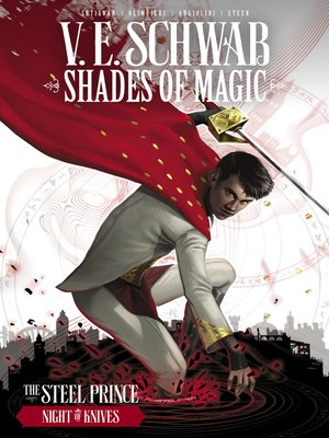 cover image of Shades of Magic (2018), Volume 2