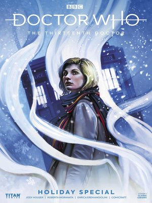cover image of Doctor Who: The Thirteenth Doctor (2018), Issue 13