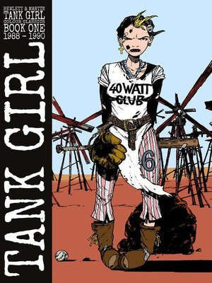 cover image of Tank Girl Classics (2018), Issue 2