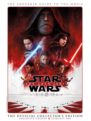 cover image of Star Wars: The Last Jedi