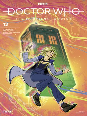 cover image of Doctor Who: The Thirteenth Doctor (2018), Issue 12