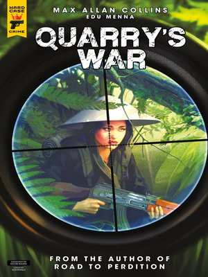 cover image of Quarry's War, Issue 3